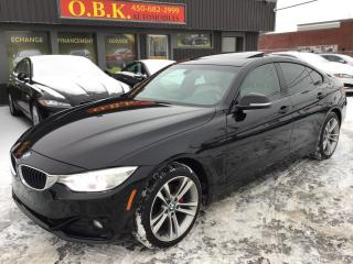 Used 2015 BMW 428i Xdrive-Gran Coupe for sale in Laval, QC