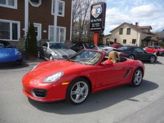 Used 2009 Porsche Boxster PDK for sale in Ste-Marie, QC