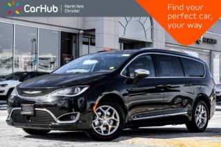 New 2019 Chrysler Pacifica LIMITED|New Car|Adv.SafetyTec.Pkg|Pano_Sunroof|Blindspot|18