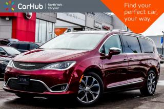 Used 2017 Chrysler Pacifica Limited|Adv.SafetyTec,Tire&Wheel Pkgs|Pano_Sunroof for sale in Thornhill, ON