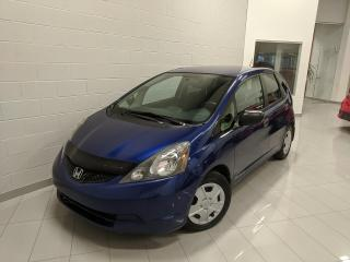 Used 2013 Honda Fit DX-A for sale in Chicoutimi, QC