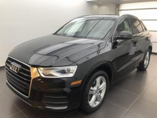 Used 2016 Audi Q3 Progressiv for sale in Sherbrooke, QC
