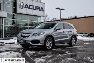 Used 2017 Acura RDX Tech at for sale in Langley, BC
