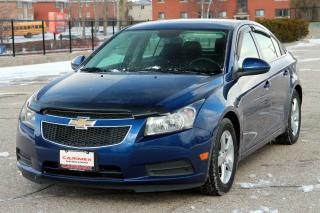 Used 2013 Chevrolet Cruze LT Turbo 1-Owner | Bluetooth | Alloys | CERTIFIED for sale in Waterloo, ON