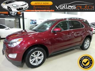 Used 2016 Chevrolet Equinox LT  NAVIGATION  SUNROOF for sale in Vaughan, ON