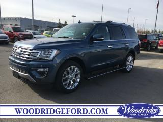 New 2019 Ford Expedition Limited  for sale in Calgary, AB