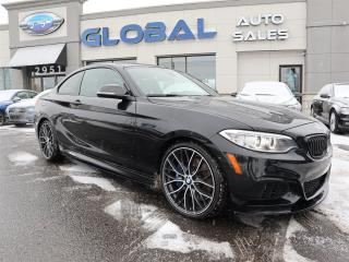 Used 2015 BMW 235i XDRIVE M PKG. PERFORMANCE PKG. 325 HP for sale in Ottawa, ON