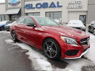Used 2016 Mercedes-Benz C450 AMG 4MATIC LEATHER NAVI.  360 HP. for sale in Ottawa, ON