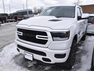 New 2019 RAM 1500 SPORT 12IN.UCONNECT 22IN.WHEELS PANO SUNROOF for sale in Concord, ON