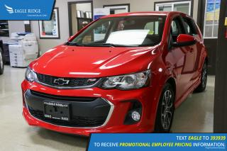 Used 2018 Chevrolet Sonic LT Auto Heated Seats & Backup Camera for sale in Coquitlam, BC