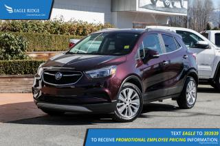 Used 2018 Buick Encore Preferred Apple CarPlay & Android Auto, Backup Camera for sale in Coquitlam, BC
