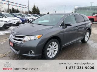 Used 2016 Toyota Venza for sale in Brampton, ON
