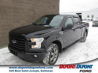 Used 2016 Ford F-150 Cab SuperCrew 4RM 145 po FX4 for sale in Gatineau, QC