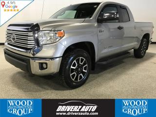 Used 2015 Toyota Tundra SR5 5.7L V8 REMOTE START, TONNEAU COVER for sale in Calgary, AB