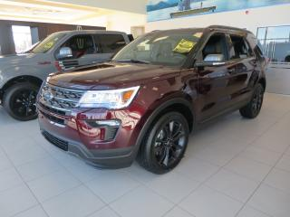 New 2019 Ford Explorer XLT for sale in Okotoks, AB