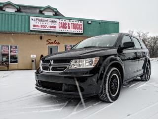 Used 2012 Dodge Journey CVP/SE Plus CERTIFIED!!!!!! for sale in Bolton, ON