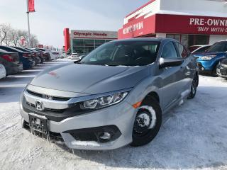 Used 2017 Honda Civic EX-T SEDAN for sale in Guelph, ON