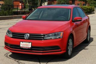 Used 2015 Volkswagen Jetta 2.0L Trendline+ ONLY 60K | SUNROOF | Alloys | CERTIFIED for sale in Waterloo, ON