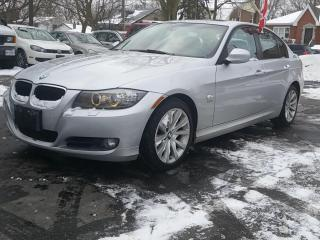 Used 2011 BMW 3 Series 4dr Sdn 328i xDrive AWD *Ltd Avail* for sale in Guelph, ON