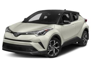 New 2019 Toyota C-HR XLE for sale in Fredericton, NB