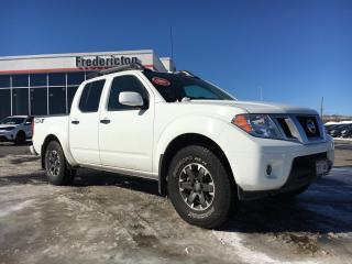 Used 2018 Nissan Frontier PRO for sale in Fredericton, NB