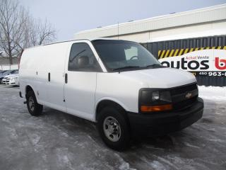 Used 2010 Chevrolet Express 2500 for sale in Laval, QC