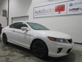 Used 2013 Honda Accord EX-L V6 COUPE **NAVI**CUIR**TOIT** for sale in Mirabel, QC