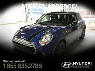 Used 2015 MINI Cooper GARANTIE + TOIT + SPORT PACK + MAGS + WO for sale in Drummondville, QC