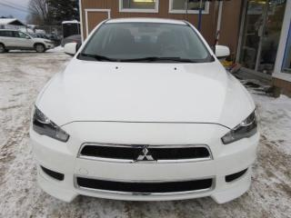 Used 2014 Mitsubishi Lancer Berline 4 portes CVT SE traction avant for sale in Prevost, QC