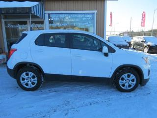 Used 2014 Chevrolet Trax Fwd 4dr Ls for sale in Prevost, QC