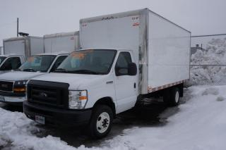 Used 2018 Ford E450 Cube 16' Rampe Cam for sale in Montréal, QC