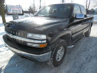 Used 2001 Chevrolet Silverado 1500 LS