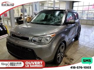 Used 2015 Kia Soul Sx Luxury Gps for sale in Québec, QC