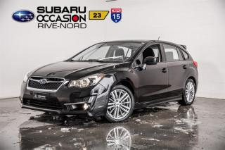 Used 2016 Subaru Impreza Sport for sale in Boisbriand, QC