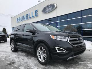 Used 2015 Ford Edge Titanium Toit, GPS, cuir for sale in St-Eustache, QC