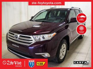 Used 2013 Toyota Highlander Awd Caméra Recul for sale in Québec, QC
