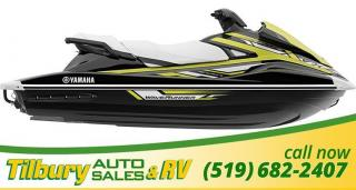 New 2019 Yamaha VX Deluxe 3-Cylinder, 4-Stroke TR-1 High Output Yamaha for sale in Tilbury, ON