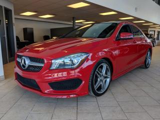 Used 2014 Mercedes-Benz CLA-Class 4matic AMG Cuir Toit Pano for sale in Pointe-Aux-Trembles, QC