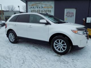 Used 2011 Ford Edge ***LIMITED,AWD,NAV, TOIT PANO* for sale in Longueuil, QC