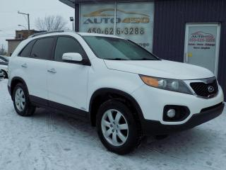 Used 2012 Kia Sorento ***LX, MAGS, V6, 4X4*** for sale in Longueuil, QC
