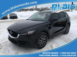 Used 2018 Mazda CX-5 GT for sale in Ste-Marie, QC