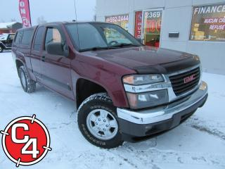 Used 2007 GMC Canyon Sle Awd A/c for sale in St-Jérôme, QC