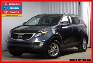 Used 2012 Kia Sportage Lx +intégrale for sale in Drummondville, QC
