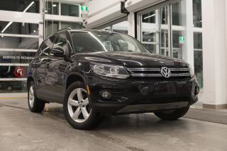 Used 2015 Volkswagen Tiguan Trendline for sale in Vaudreuil-Dorion, QC