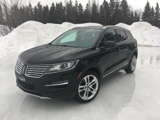 Used 2015 Lincoln MKC Traction intégrale, 4 portes for sale in Thetford Mines, QC