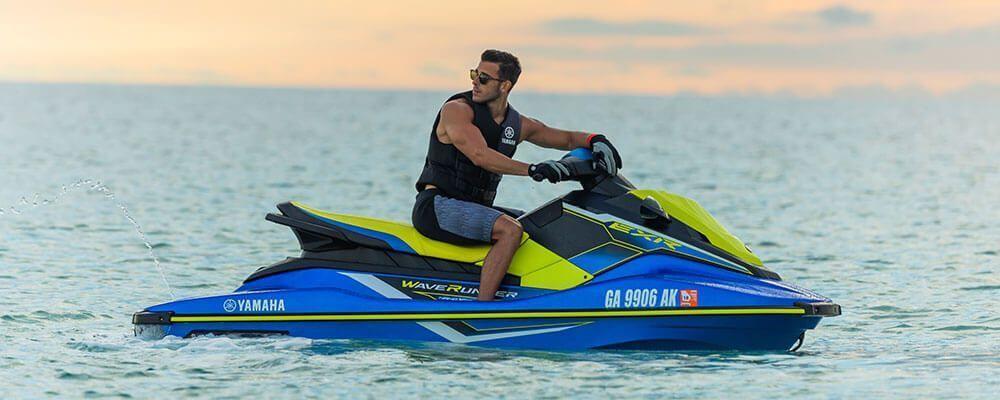 2019 Yamaha EXR
