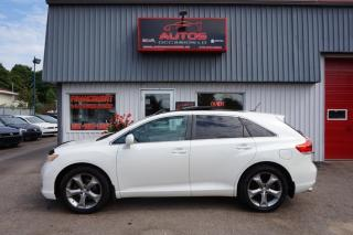 Used 2010 Toyota Venza Awd V-6 3.5l for sale in Lévis, QC