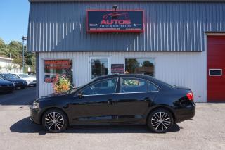 Used 2013 Volkswagen Jetta 2.5l Highline Cuir for sale in Lévis, QC