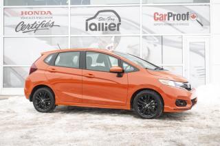 Used 2018 Honda Fit Sport CVT***GARANTIE 10 ANS/200 000 KM* for sale in Québec, QC