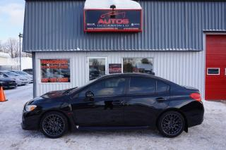 Used 2015 Subaru WRX STI Turbo 305 Hp Awd 6 for sale in Lévis, QC